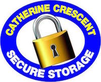 Catherine Crescent Secure Storage Logo